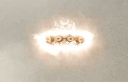 Breaking News UFO Sighting Holy Force Field 4-14-2016