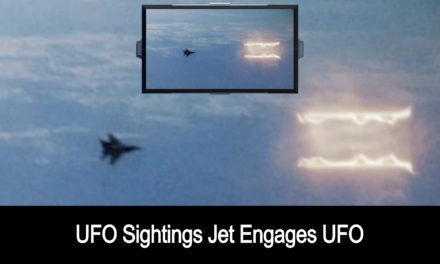 UFO Sightings Jet Engages UFO Over Russia 8-20-2016
