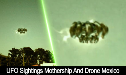 UFO Sightings Mother Ship and Drone Spotted In Mexico 8-31-2016