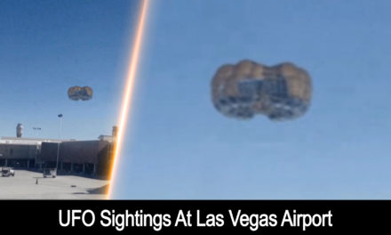 UFO Sightings Unknown Object At Airport Las Vegas 8-19-2016