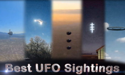 Top 5 UFO Sightings September 2016