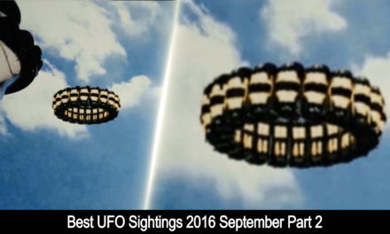 Best UFO Sightings 2016 September Part 2