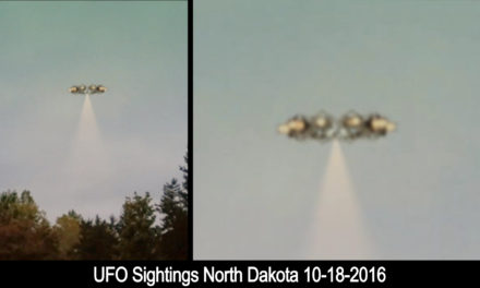 UFO Sightings Unknown Object Captured On Film 10-18-2016