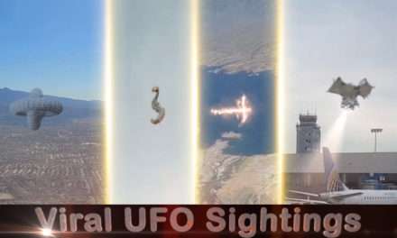 Viral UFO Sightings 2016