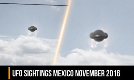 UFO Sightings Mexico Over Corn Fields November 2016