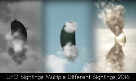 UFO Sightings Object Captured In Different Locations And Different Dates 11-6-2016