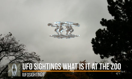 UFO Sightings What Is It November 2016