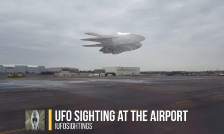 UFO Sightings At The Airport This Is it 12-1-2016
