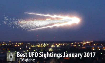 Best UFO Sightings January 2017 Week 3