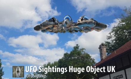 Best UFO Sightings January 2017 Week 2