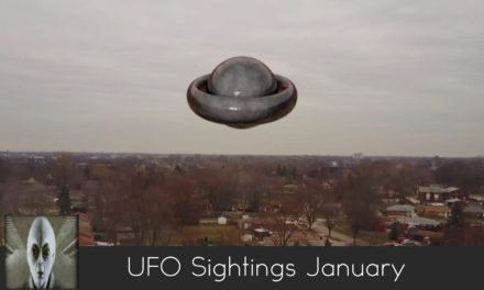 UFO Sightings January 15th 2017