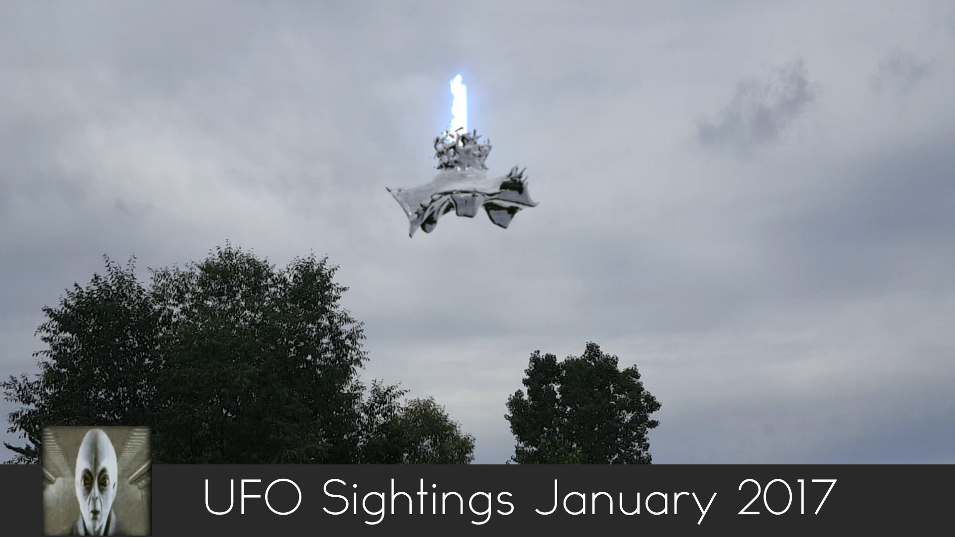UFO Sightings Must See Footage January 24th 2017 ...