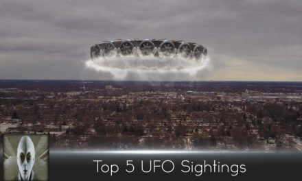 Top 5 UFO Sightings February 10th 2017