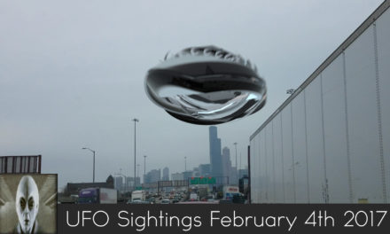 UFO Sightings Fast Moving UFOs February 4th 2017