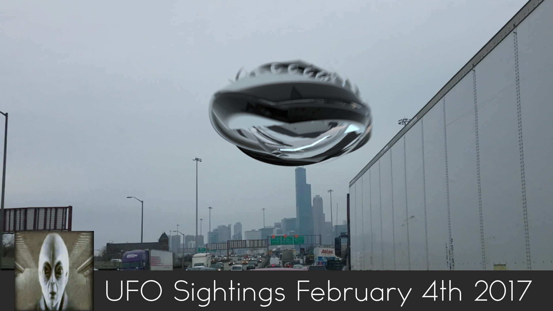 UFO Sightings Fast Moving UFOs February 4th 2017 ...