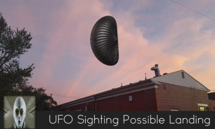 UFO Sightings February Possible UFO Landing 19th 2017