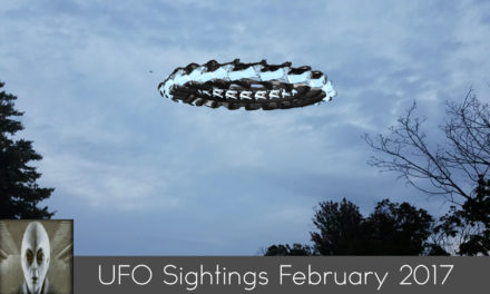 UFO Sightings Excellent Footage February 7th 2017