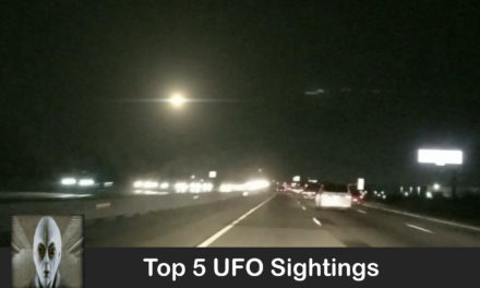 Top 5 UFO Sightings March 17th 2017
