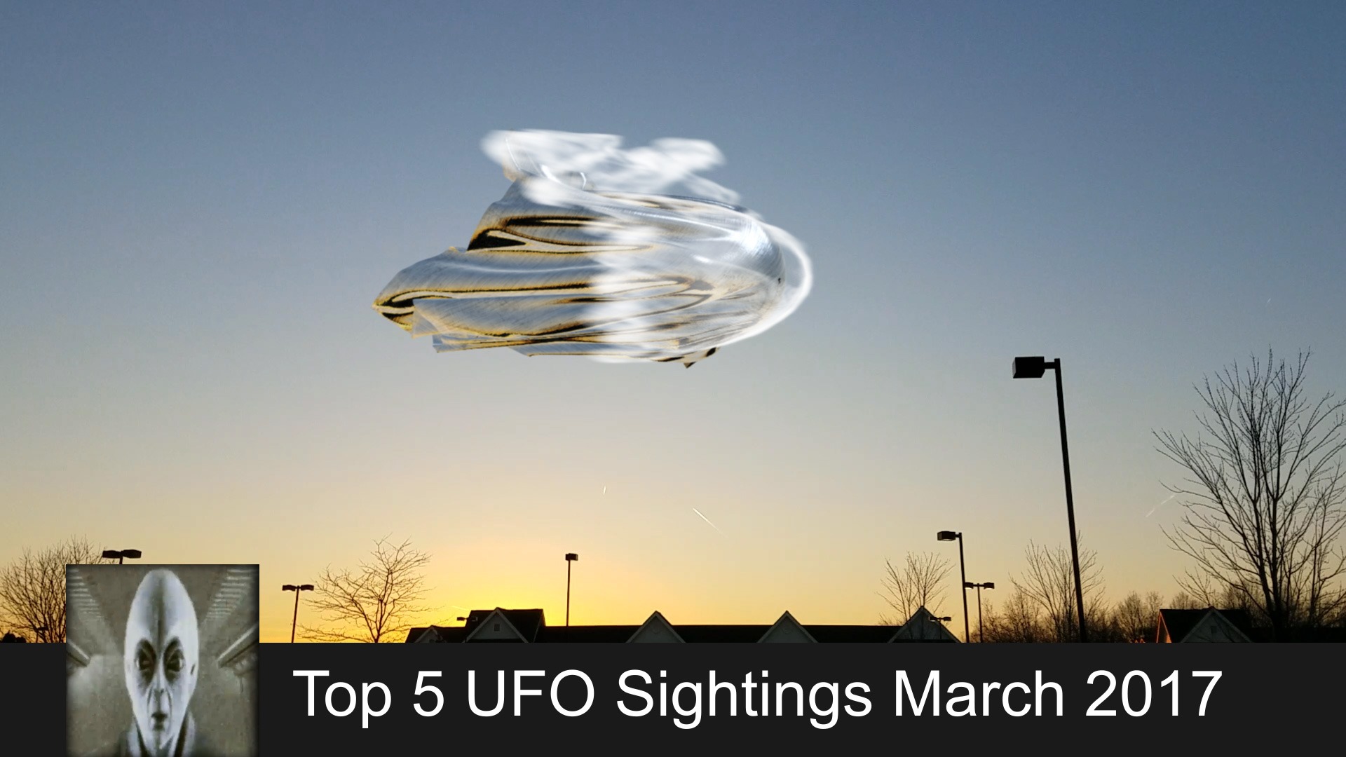 Top 5 UFO Sightings March 4th 2017 | iufosightings