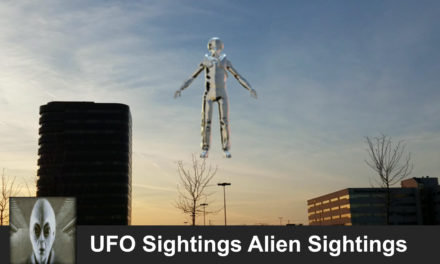 UFO Sightings Alien Sighting March 7th 2017