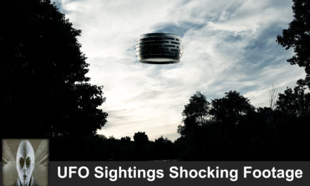 UFO Sightings Shocking Footage March 8th 2017
