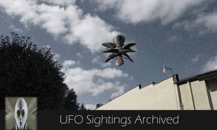 UFO Sightings Just Released Footage April 26th 2017