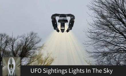 UFO Sightings Lights In The Sky April 5th 2017