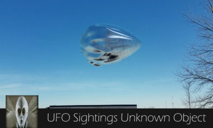 UFO Sighting Unknown Object April 15th 2017
