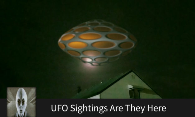 UFO Sightings Are They Here April 12th 2017