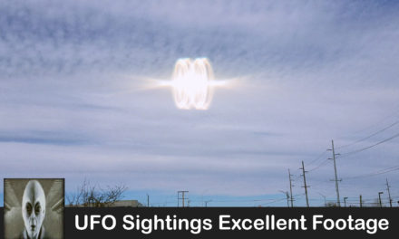 UFO Sightings Excellent Footage April 4th 2017
