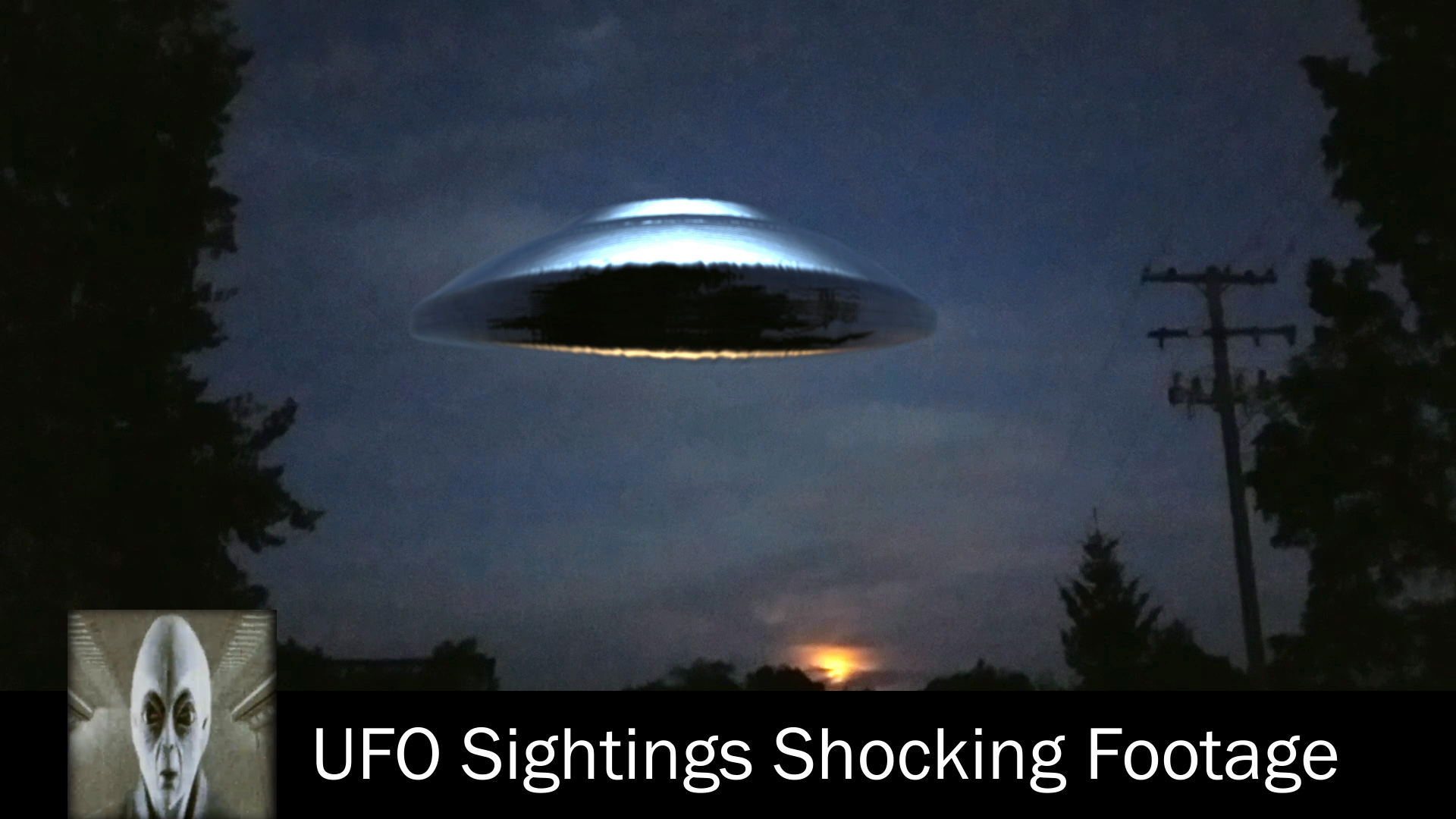 UFO Sightings Shocking Footage June 4th 2017