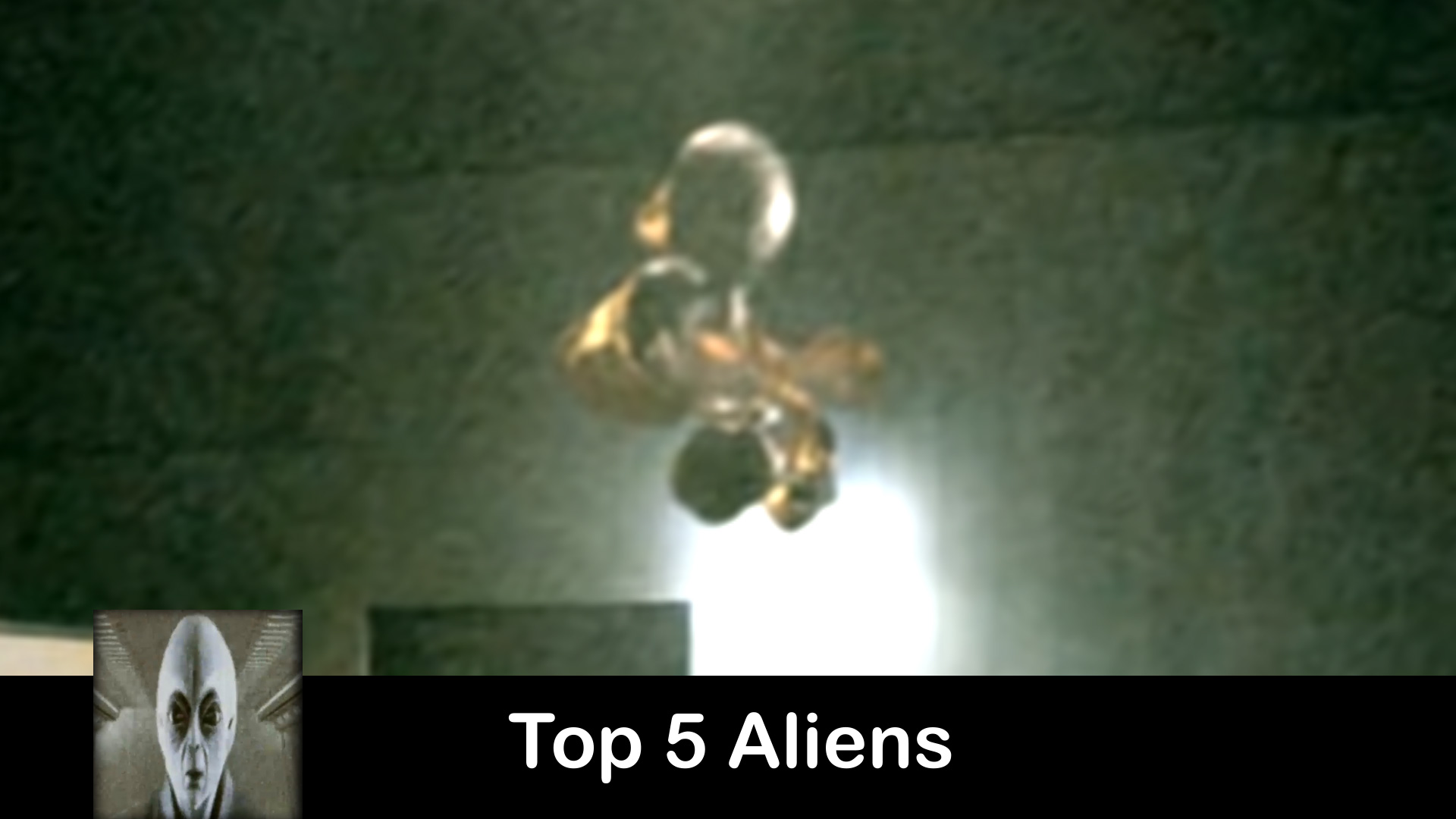 Top 5 Aliens Caught On Tape