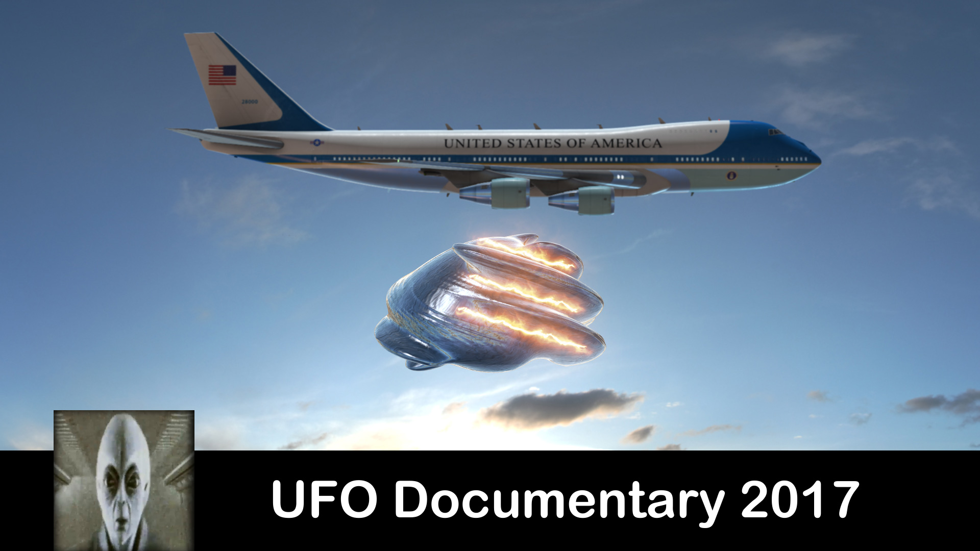 UFO Documentary July 23rd 2017
