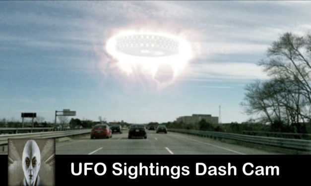 UFO Sightings Dash Cam Footage July 27th 2017