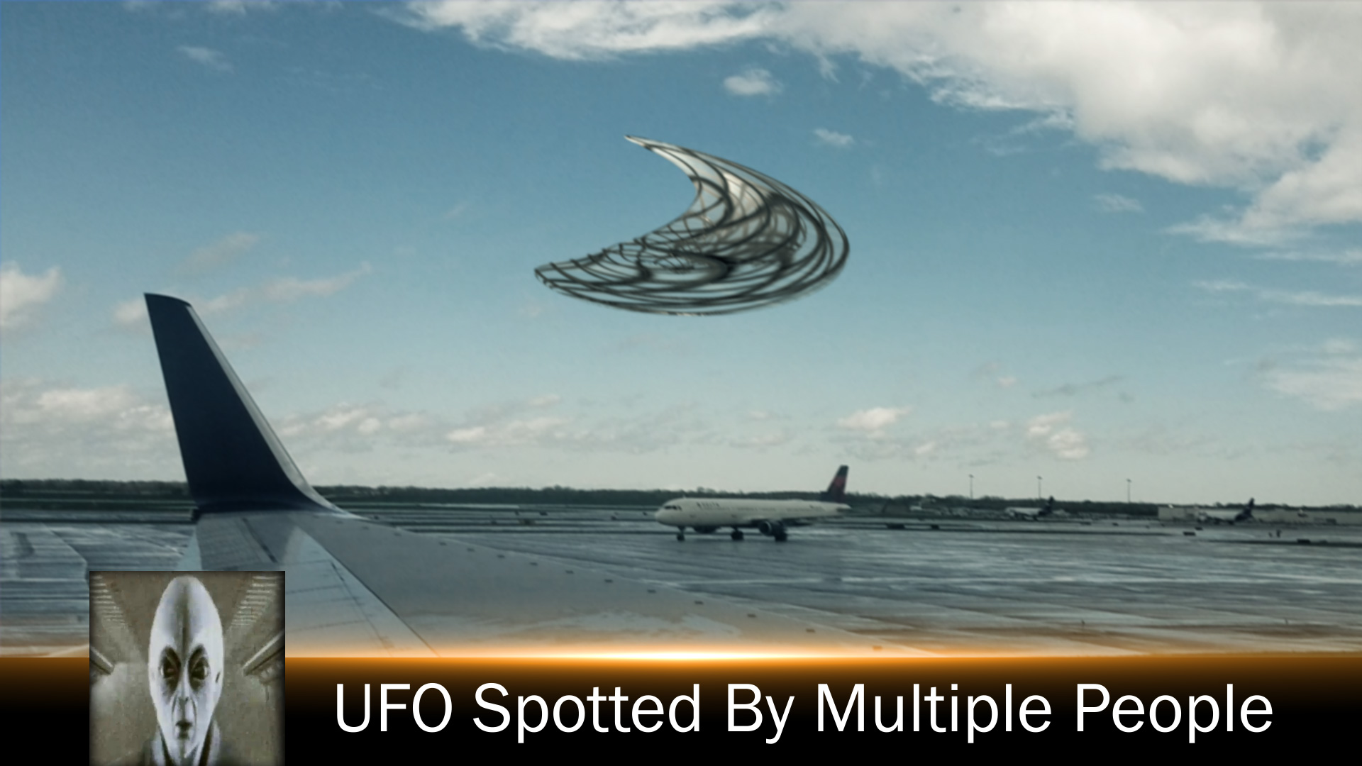 UFO Spotted By Multiple People Must See Footage