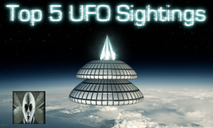 Top 5 UFO Sightings August 2017