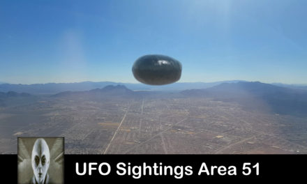 UFO Sightings Area 51 August 3rd 2017