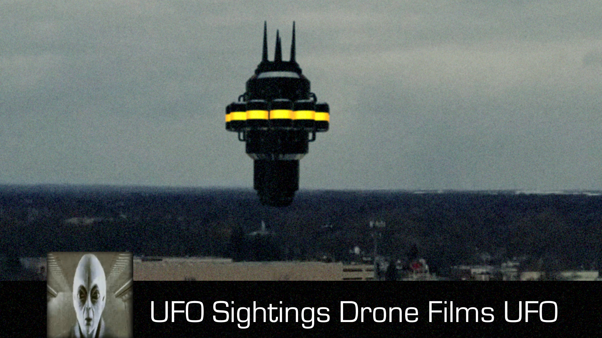 UFO Sightings Drone Films UFO August 30th 2017