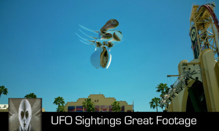 UFO Sightings Great Footage August 10th 2017