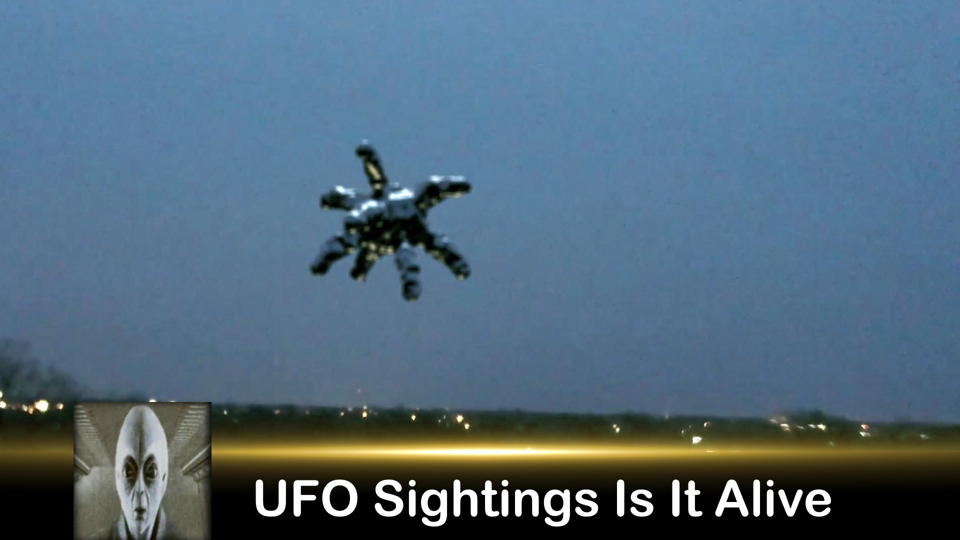 UFO Sightings Is It Alive August 2nd 2017