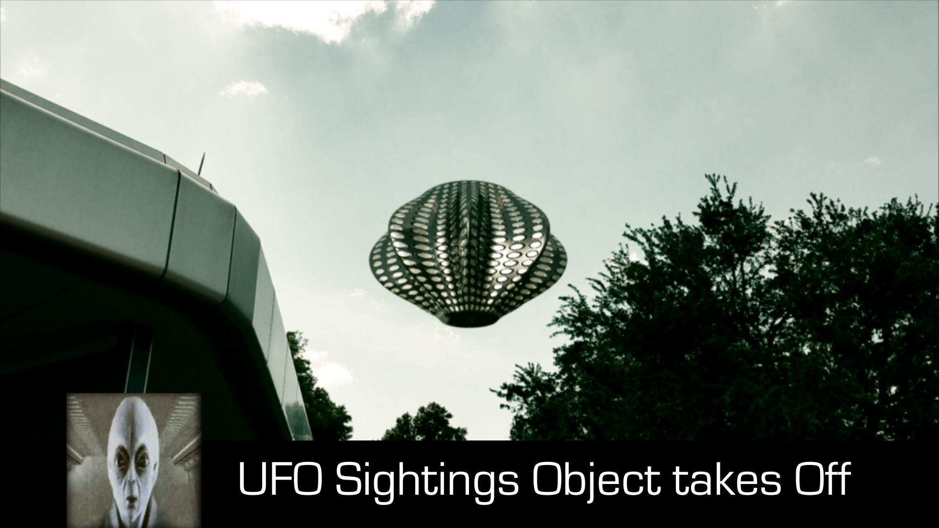UFO Sightings Object Takes Off August 6th 2017