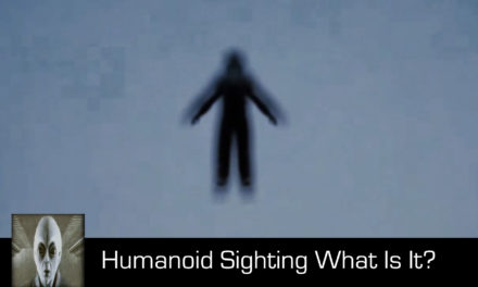 Humanoid Sighting What Is It September 16th 2017
