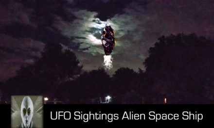 UFO Sightings Alien Space Ship September 8th 2017