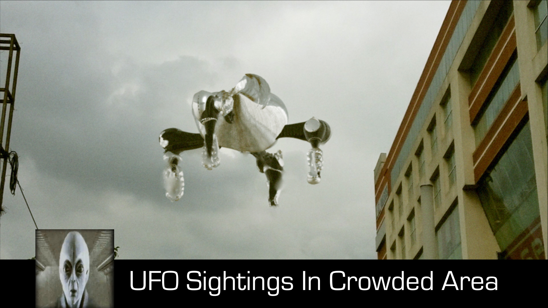 UFO Sightings In A Crowded Area September 1st 2017