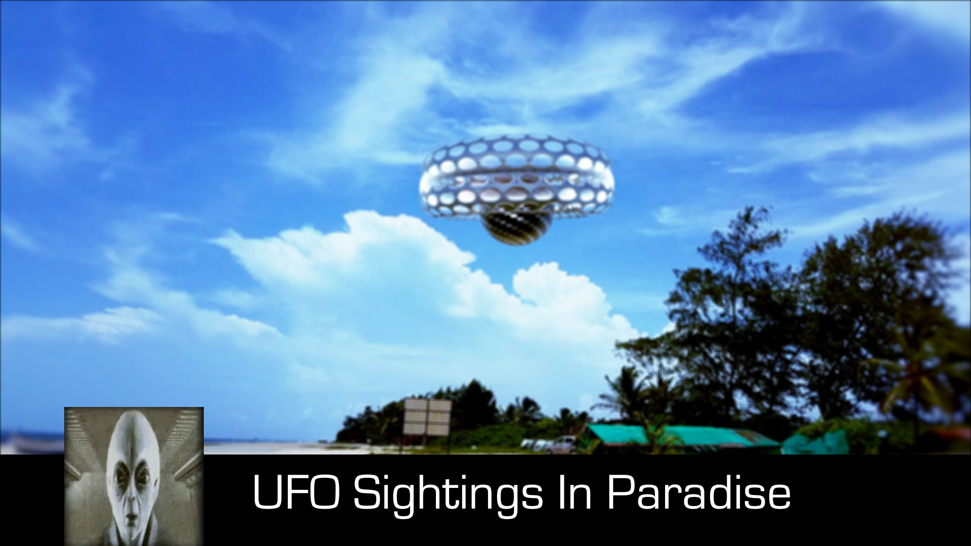 UFO Sightings In Paradise September 7th 2017