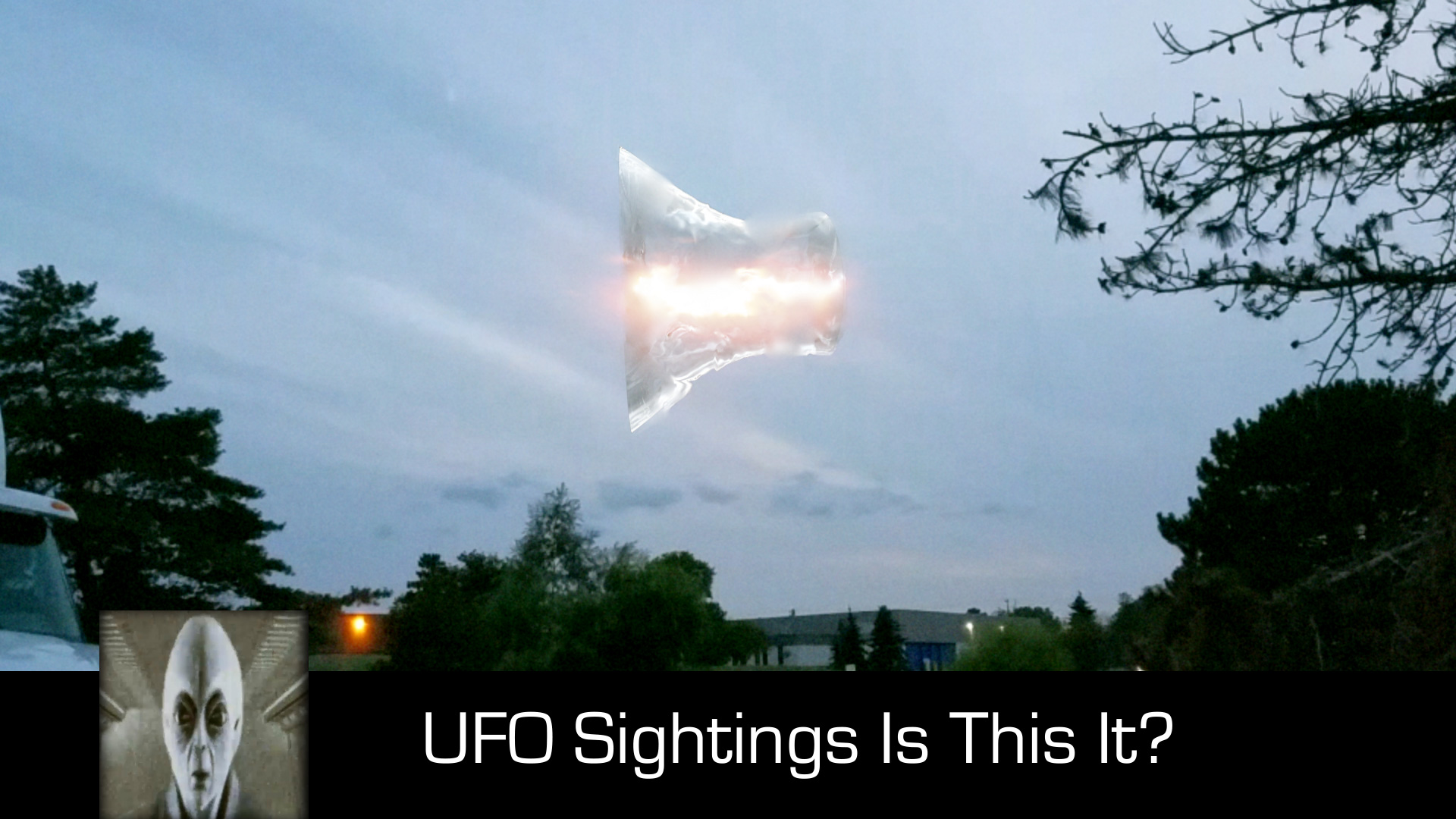 UFO Sightings Is This It September 6th 2017