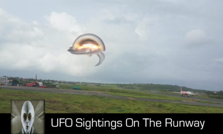 UFO Sightings On The Runway September 22nd 2017