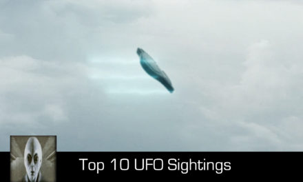 Top 10 UFO Sightings October 2017