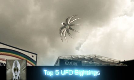 Top 5 UFO Sightings October 15th 2017
