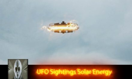 UFO Sightings Solar Energy Test October 17th 2017